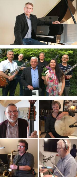 JLo Quartett<br>Just Friends<br>Die Seemänner<br>(F: Birdland-Archiv)